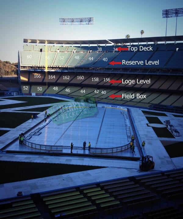 Kings Vs Ducks Tickets Dodger Stadium