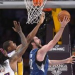 Lakers lure Kevin Love