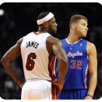 Lebron James Blake Griffin