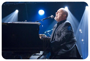 Billy Joel Hollywood Bowl