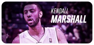 Lakers Kendall Marshal