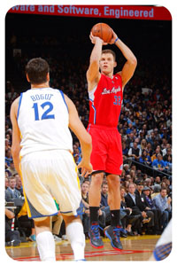 LA Clippers Vs Warriors