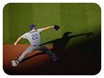 CK Dodgers Pitcher