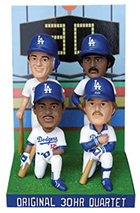 Original 30 Homerun club dodgers giveaway