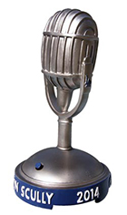 Dodgers Vin Scully Mic