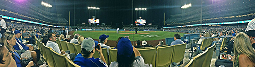 Dodgers Dugout Club Tickets