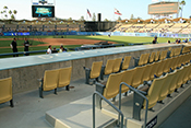 Dugout Club Tickets Dodgers