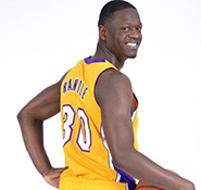 LA Lakers Julius Randle