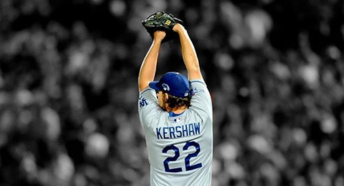 Dodgers Clayton Kershaw MVP