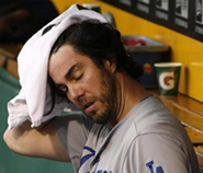 Dodgers Pitcher Dan Haren