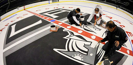 Los Angeles Kings open Training Camp