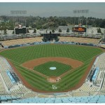 Sec 1 Top Deck Dodger Stadium