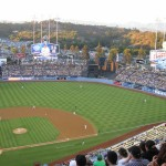 Sec 10 Top Deck Dodger Stadium