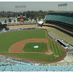 Sec 11 Top Deck Dodger Stadium