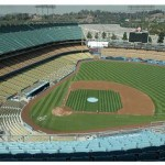 Sec 12 Top Deck Dodger Stadium