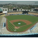 Sec 4 Top Deck Dodger Stadium