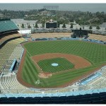 Sec 6 Top Deck Dodger Stadium