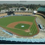 Sec 7 Top Deck Dodger Stadium