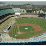 Sec 8 Top Deck Dodger Stadium