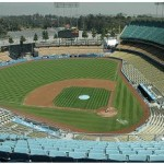 Sec 9 Top Deck Dodger Stadium