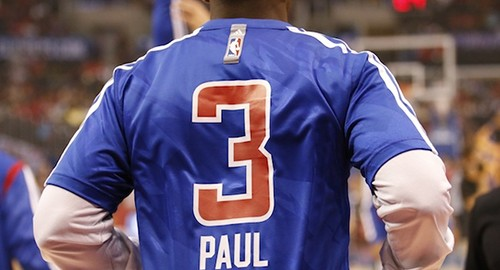 LA Clippers Chris Paul
