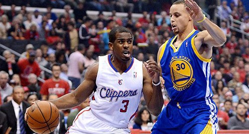 Clippers vs Warriors
