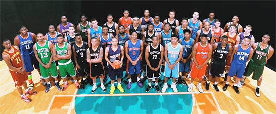 Top Five Rookie Forecast for the 2014-15 NBA Season