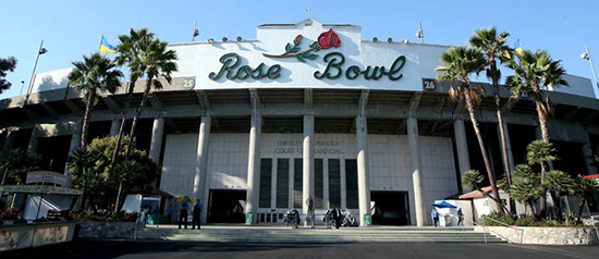 Contenders to potentially play in the 2015 Rose Bowl