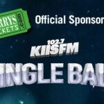 Barry's Tickets Official Sponsor of KIIS FM Jingle Ball