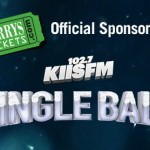 Barry's Tickets Official Sponsor of KIIS FM Jingle Ball
