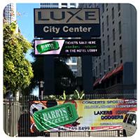 Barrys Tickets Los Angeles Office