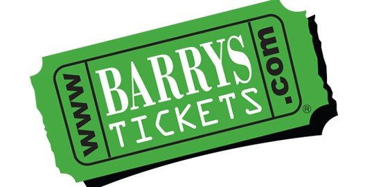 Official Barry's Tickets
