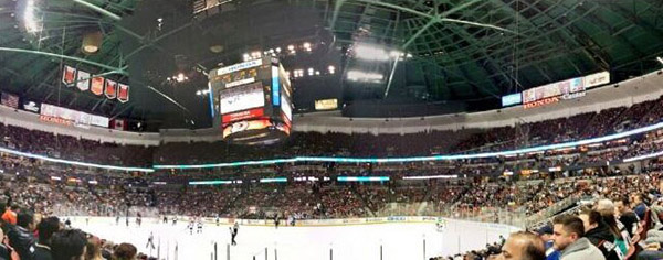 Anaheim Ducks Game