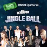 Barry's Tickets Official Sponsor of 1027 KIIS FM Jingle Ball