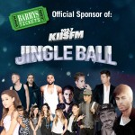 Barry's Tickets Official Sponsor of 1027 KIIS FM Jingle Ball