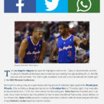Barry's Tickets Clippers Pricing being recognized by Rant Sports