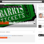 Barry Rudin of Barry's Tickets on Ryan Seacrest show