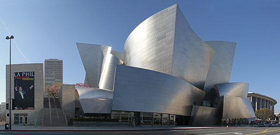 Walt Disney Hall