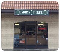 Barry's Tickets Anaheim Office