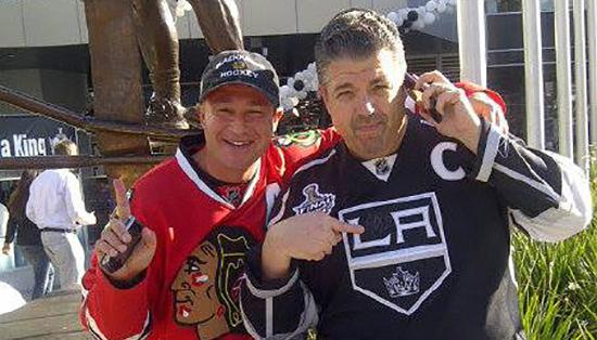 Kings vs Blackhawks tickets