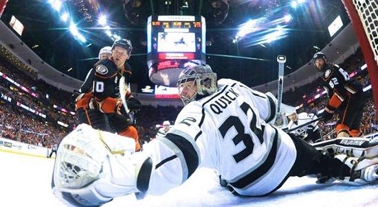 Kings vs Ducks Tickets Honda Center