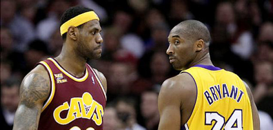 Kobe Bryant or Lebron James Who Will Cost You More?