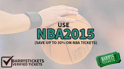 NBA Tickets Discount Code