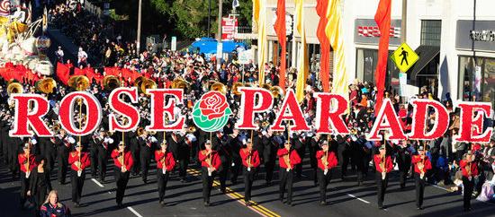 Rose Parade Tickets