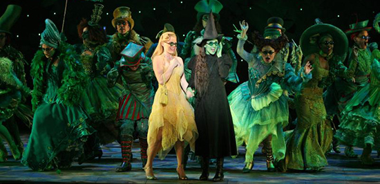 Wicked the Musical Tickets Pantages Theater