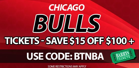 Bulls Tickets Discount Code