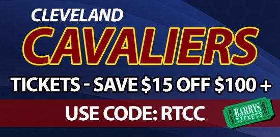 Cavaliers February Schedule Tickets Discount Code