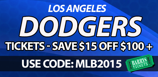 Dodgers Tickets Promo Code