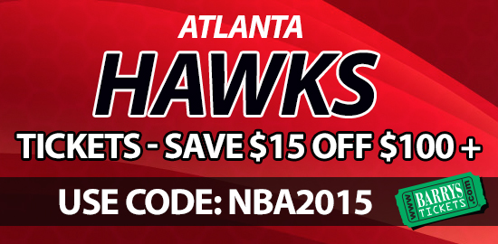 Atlanta Hawks Tickets Promo Code