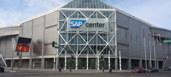Sap Center events San Jose